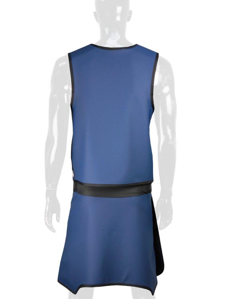 703 Vest & Skirt Back