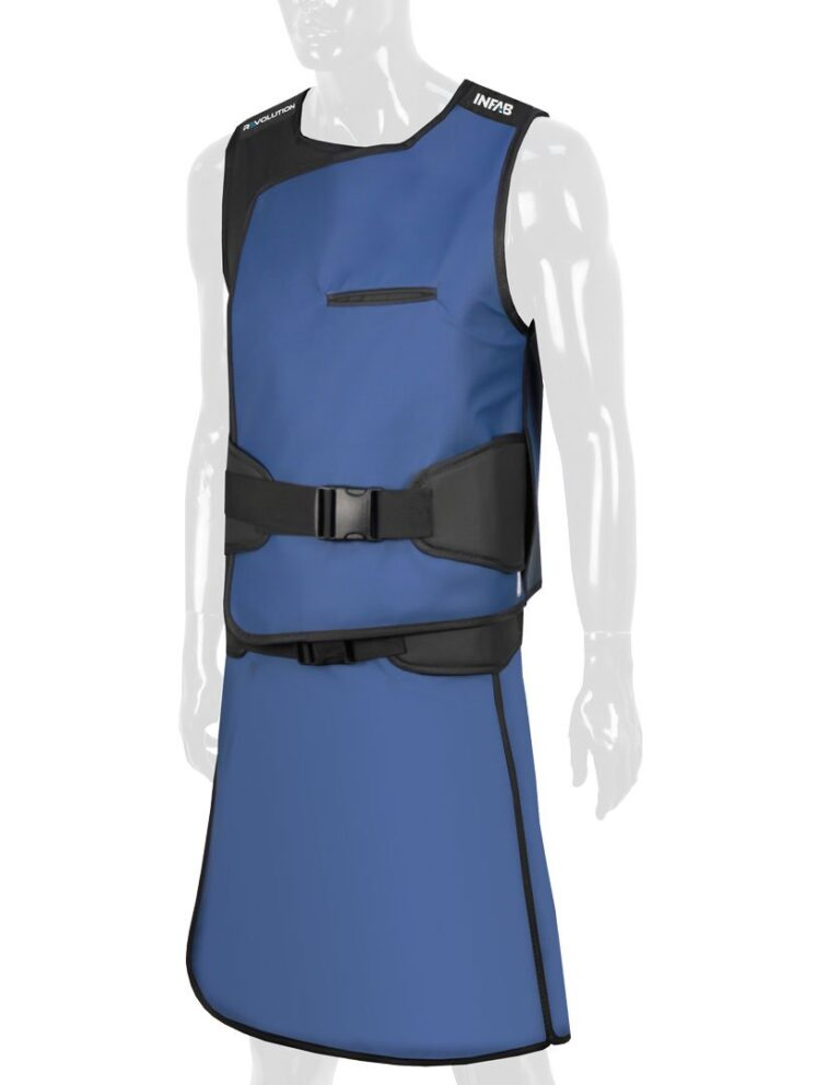 703 Revolution Full Overlap Lumbar Lead Vest & Skirt