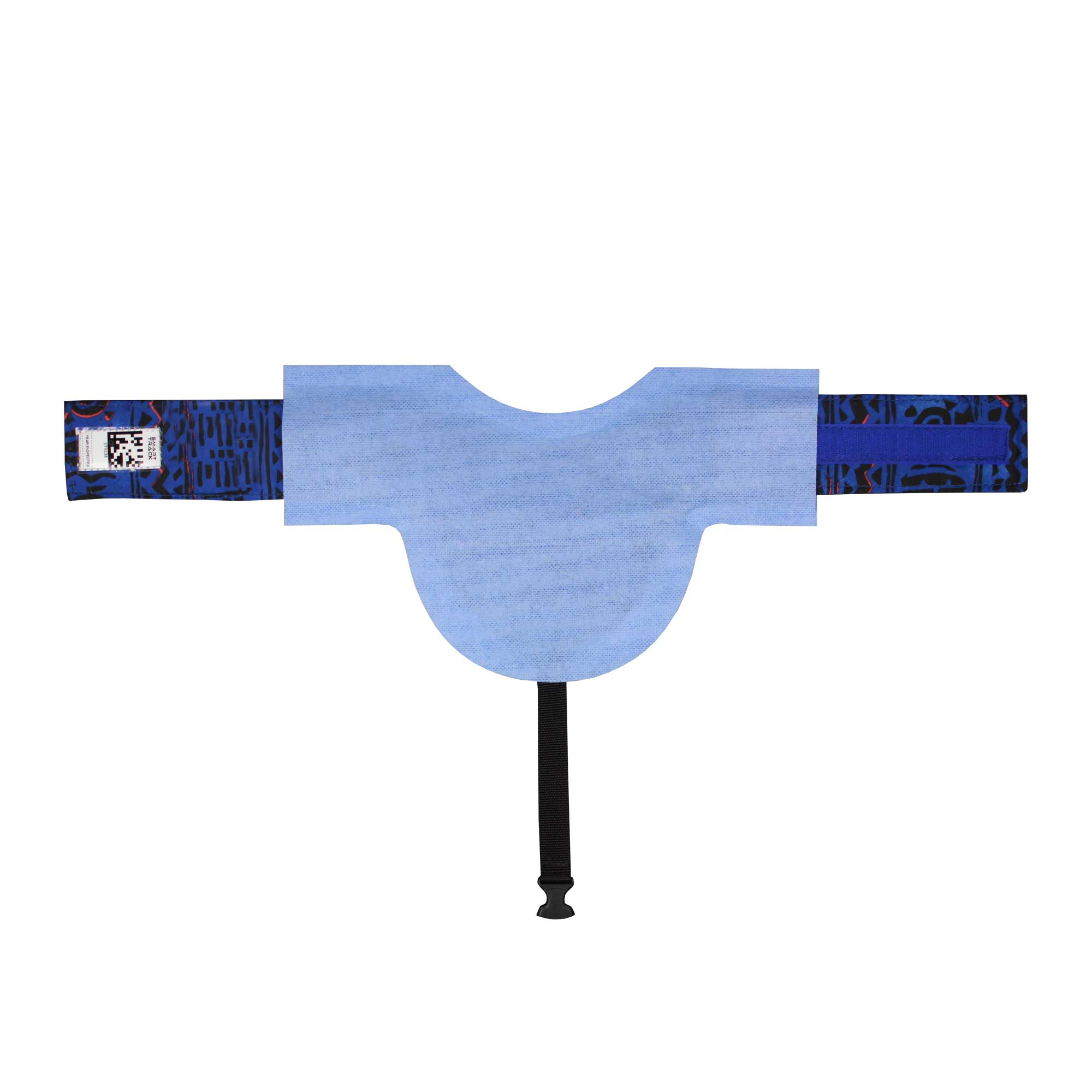 Disposable Thyroid Collar Cover DTCC Applied Front