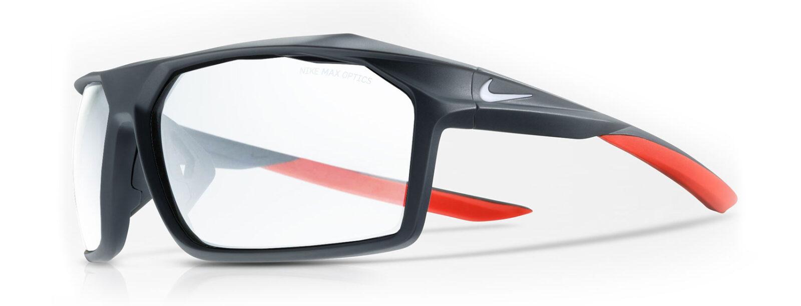 lead glasses nike traverse matte black