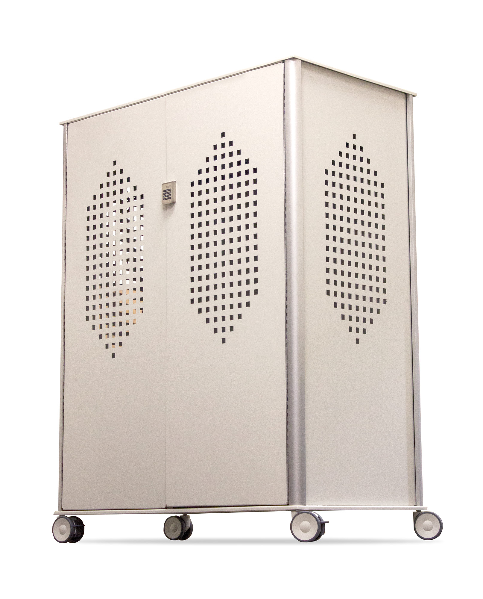 Revolution 20 Hanger Mobile Apron Locker