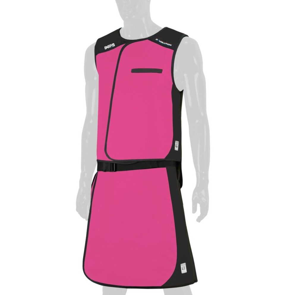 504 Pink / Black Block