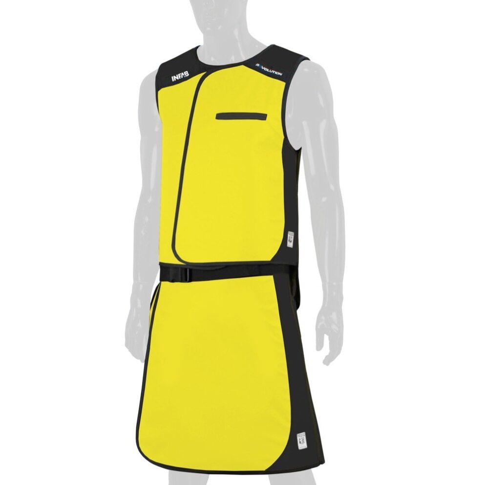 507 Yellow / Black Block