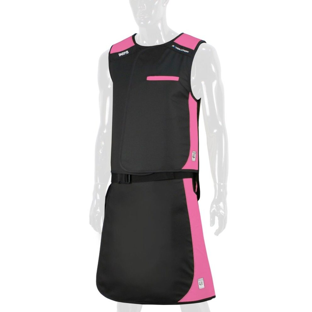 604 Black / Pink Block