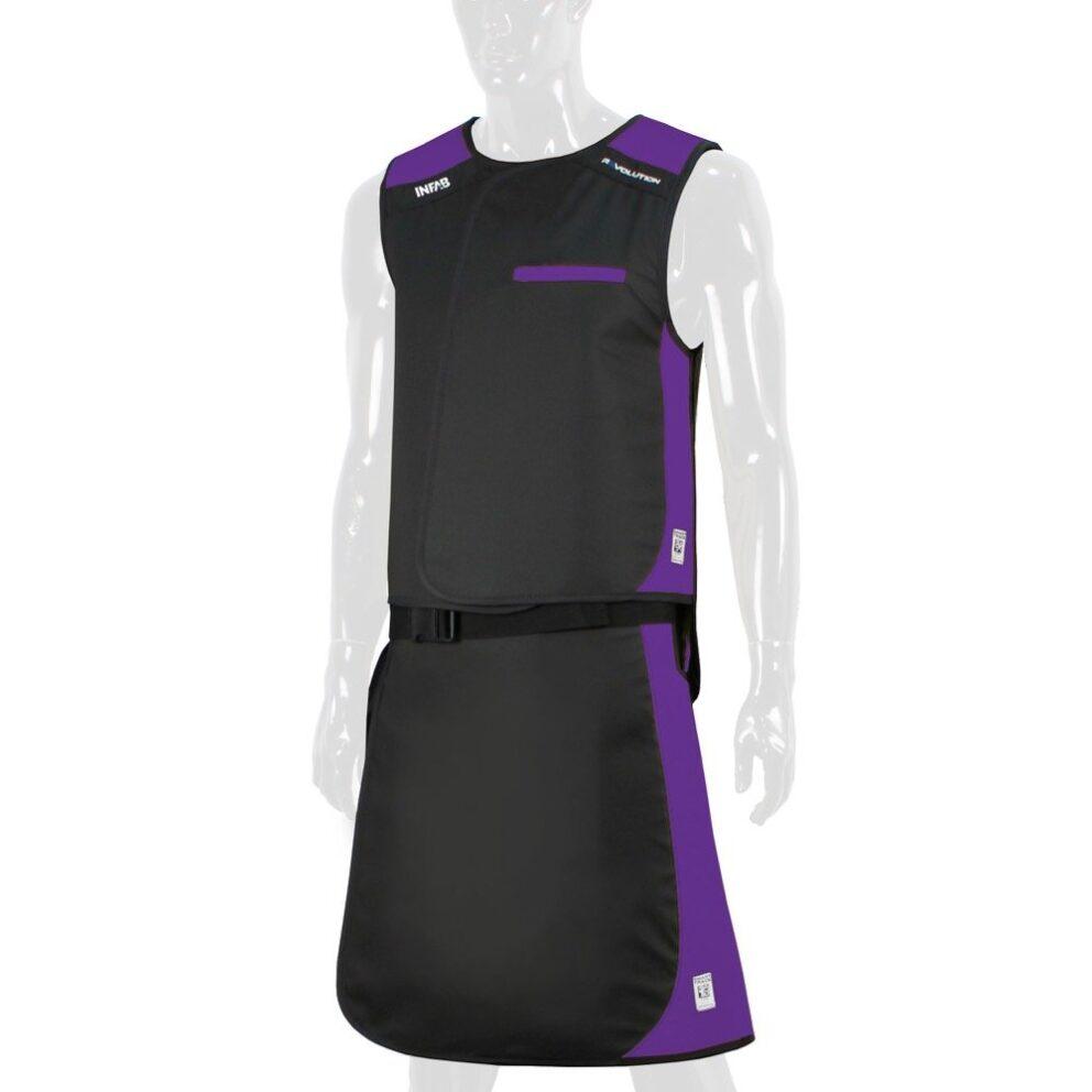 610 Black Block / Purple
