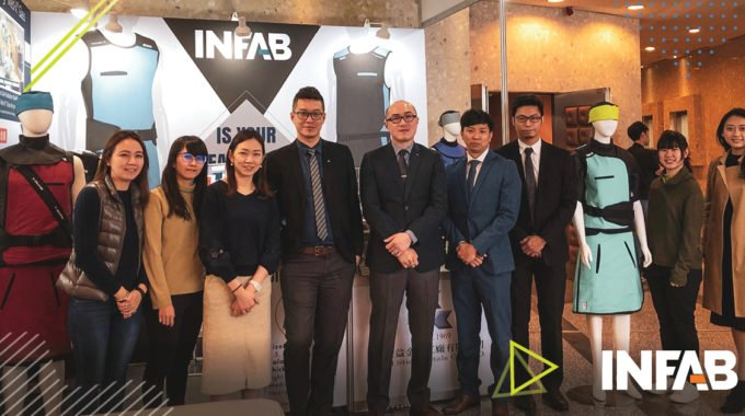 Gold Stick Metals Showcases INFAB In Taiwan