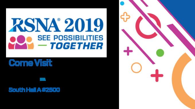 See You At RSNA 2019