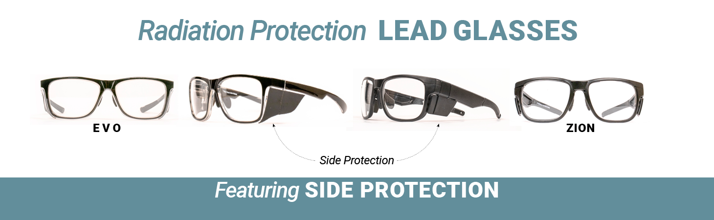 lead glasses side protection infab