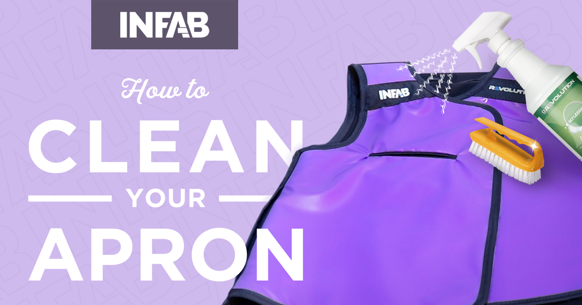 How To Clean Your Radiation Protection Apron