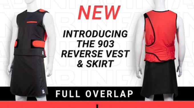 NEW! 903 Vest & Skirt