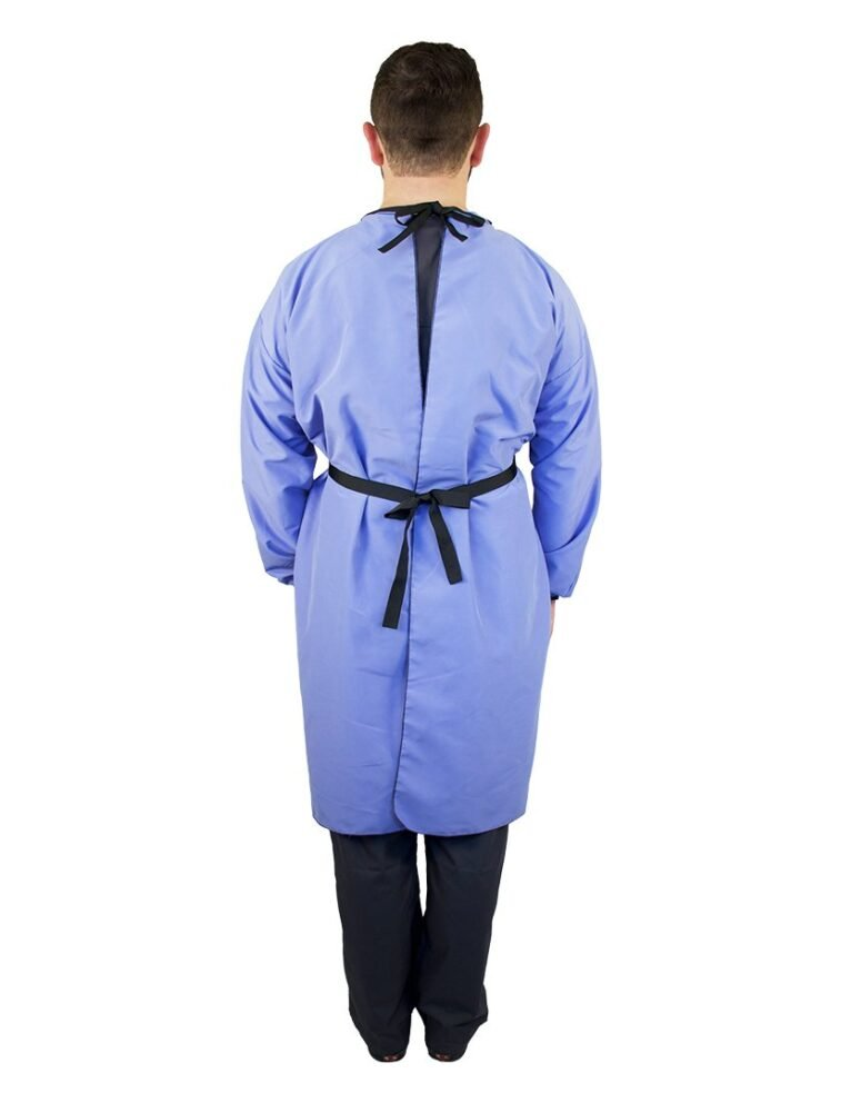 BC Gown Back Reusable