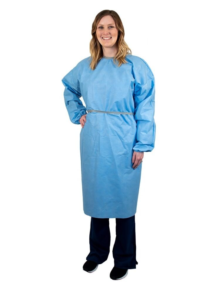 Disposable Infection Control Gown – BERRY COMPLIANT