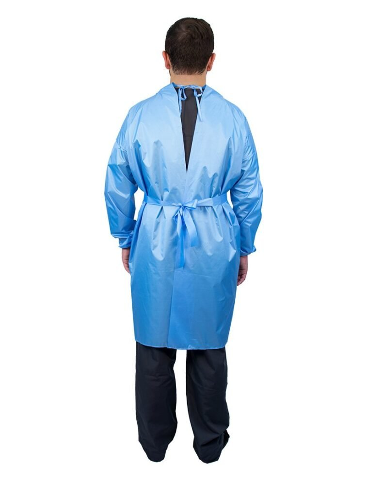 Gown Back Reusable