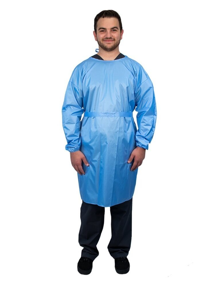 Reusable Infection Control Gown