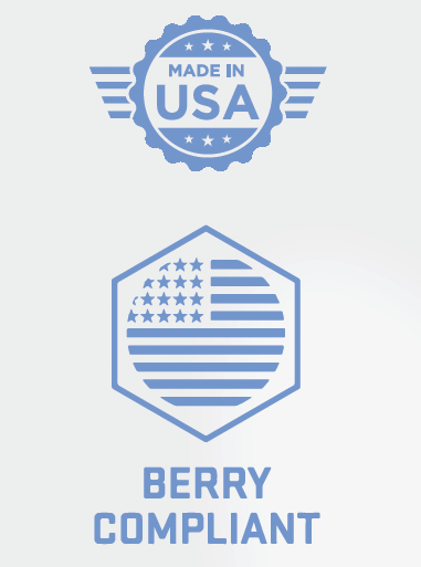 made in usa berry compliant