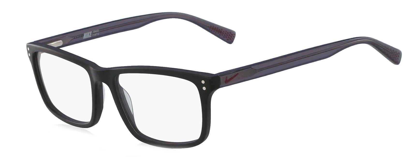 Nike Lead Glasses 7238 Matte Black Grey