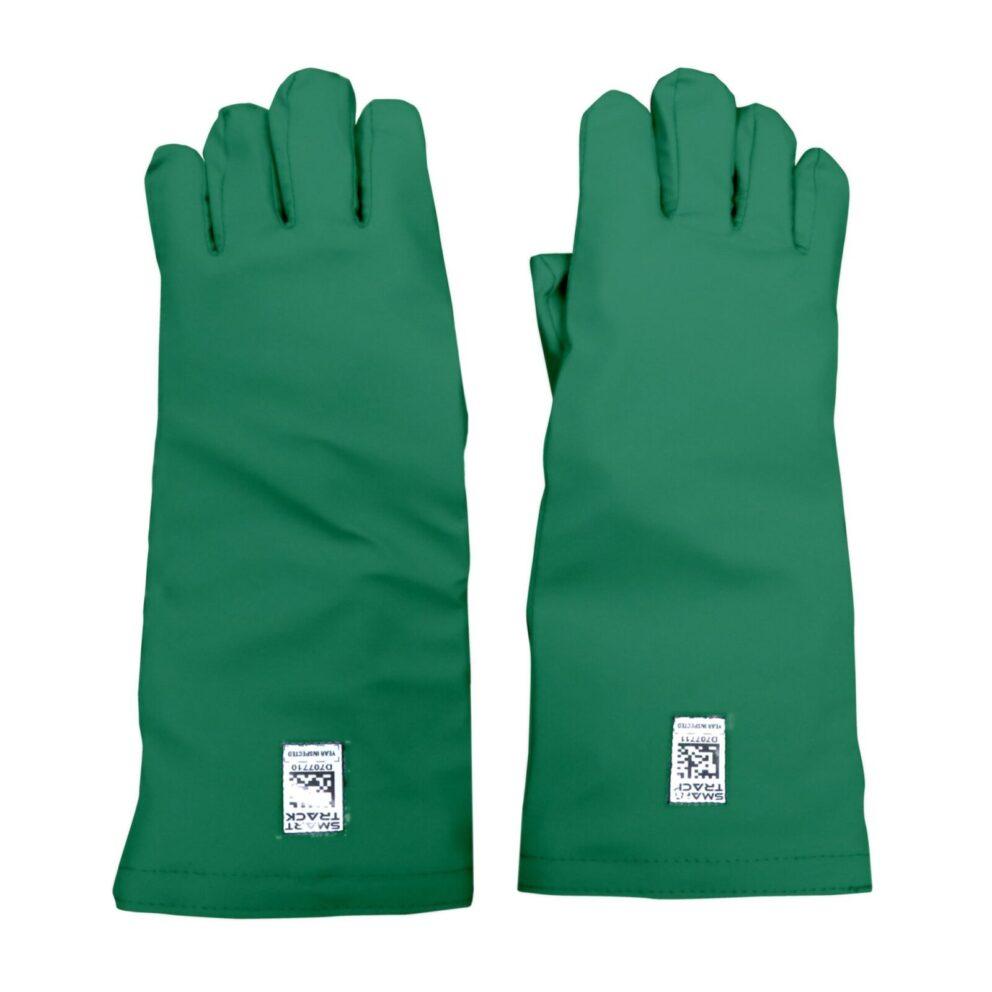 Gloves Green Lead Gloves