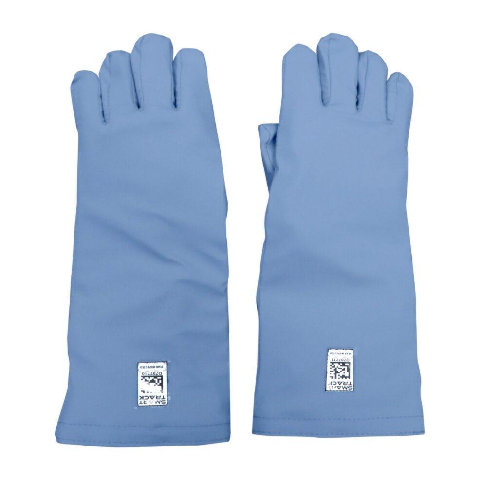 Gloves Light blue Lead Gloves