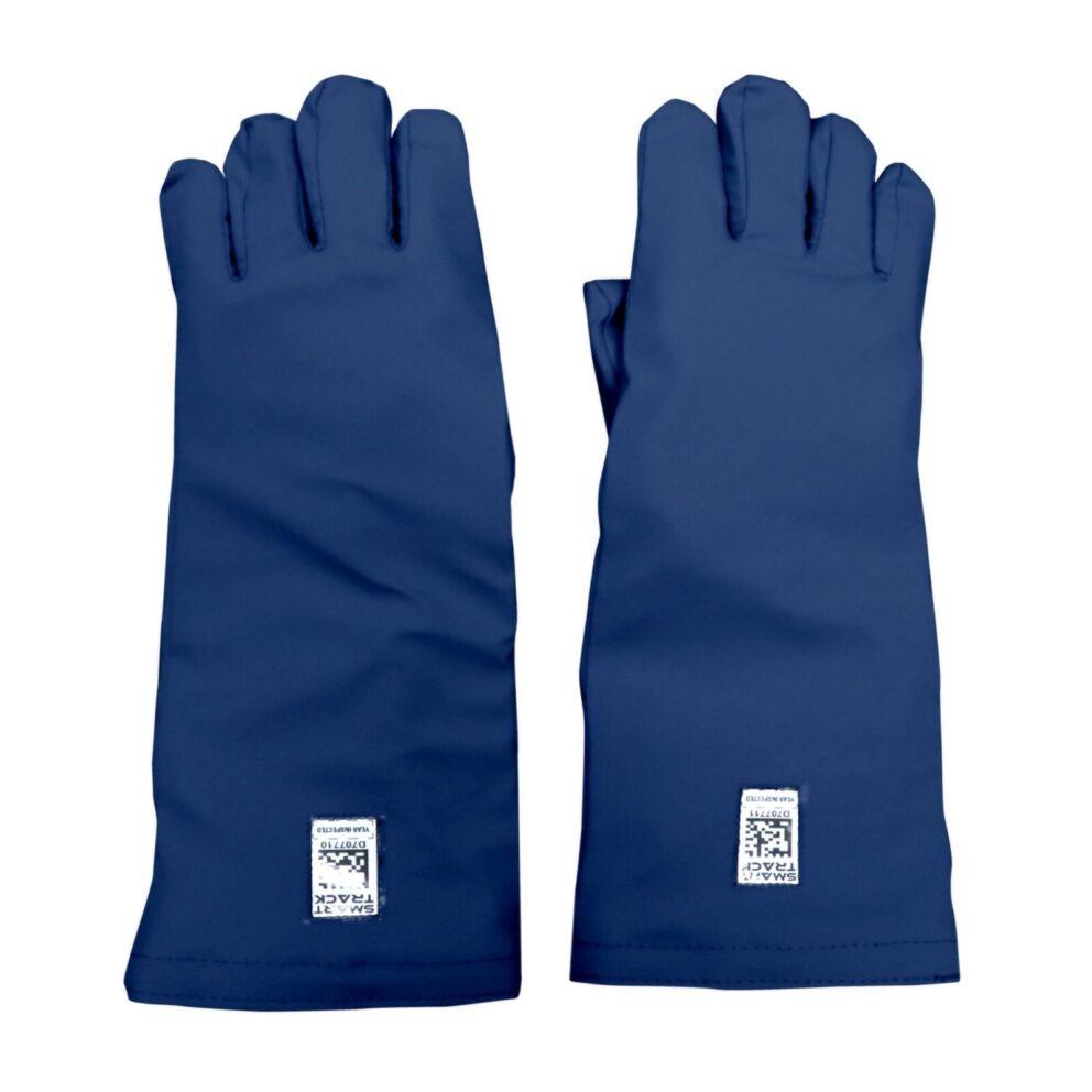 Gloves Navy Lead Gloves
