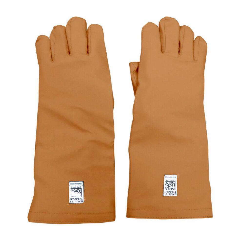 Gloves Orange Lead Gloves