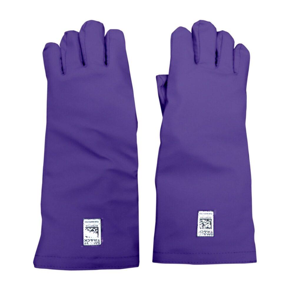 Gloves Purple Lead Gloves