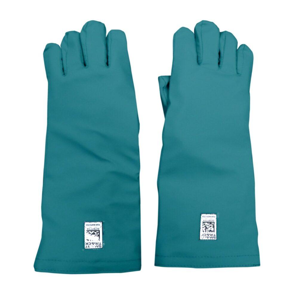 Gloves Teal Lead Gloves