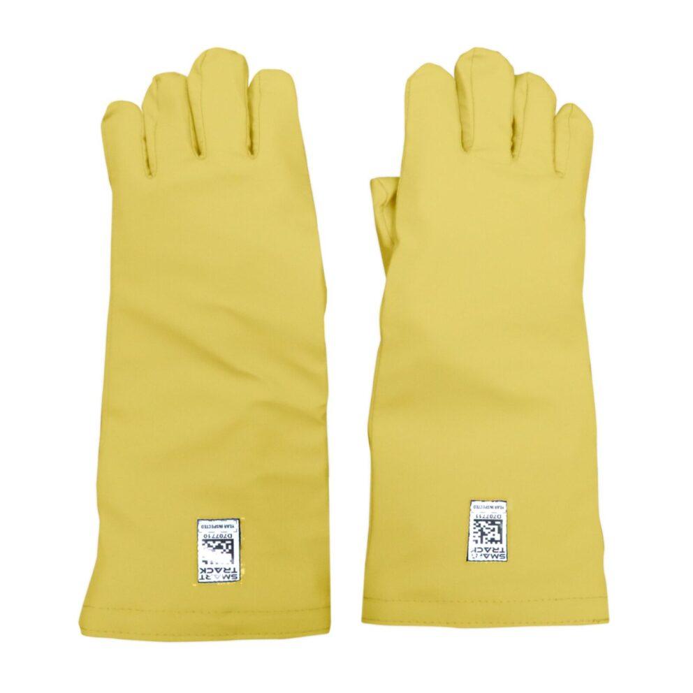 Maxi-Flex 5 Finger Gloves Yellow