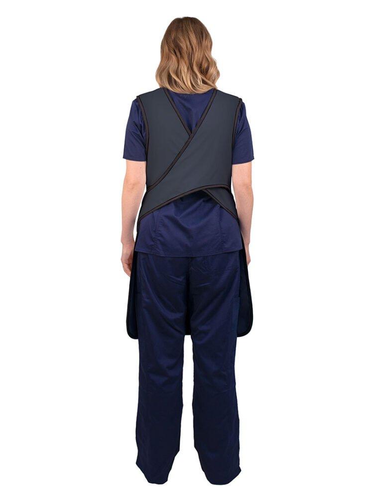 Lead Apron Vest Skirt Lightning MODELUFP Charcaol