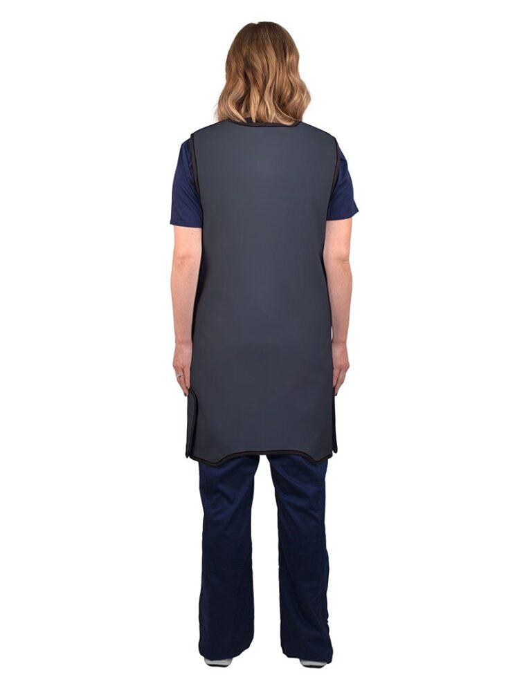 Lead Apron Vest Skirt Lightning MODELUFW Charcaol