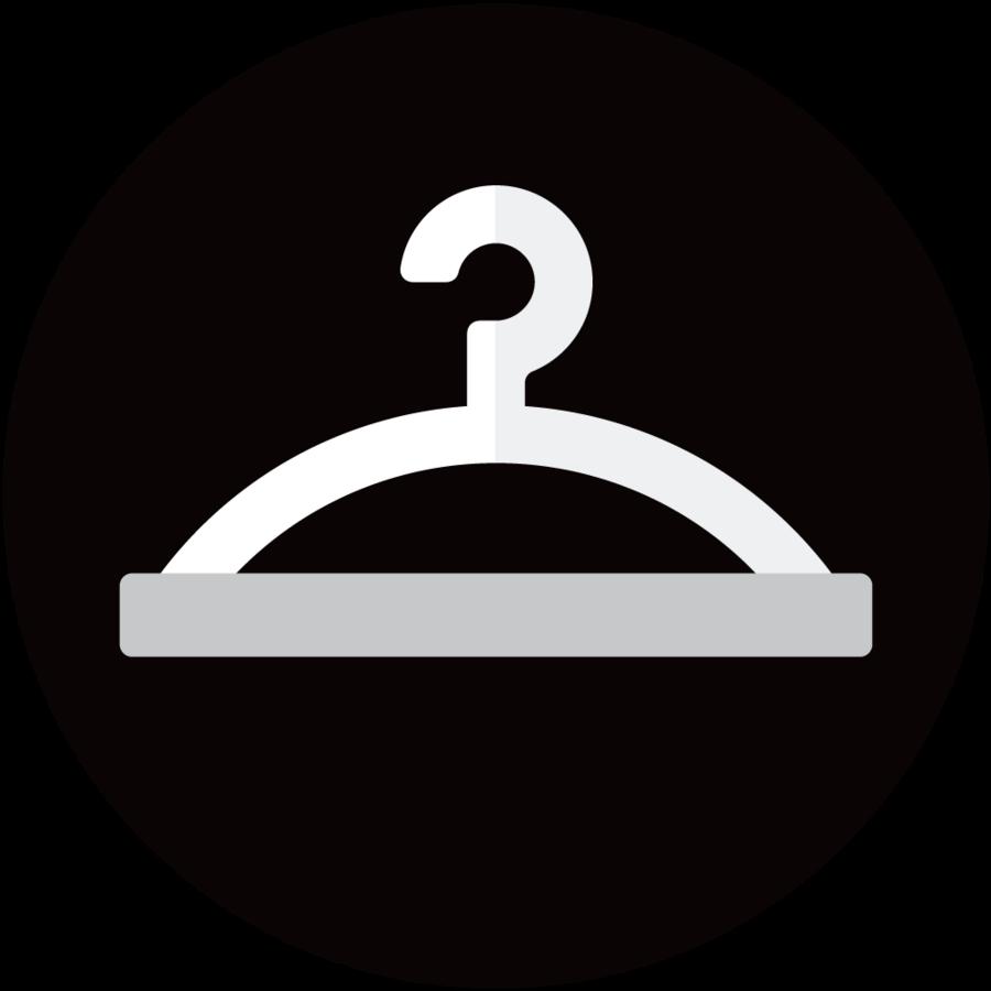 lead apron rack