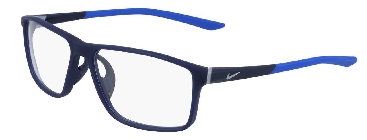 Radiation Glasses Nike 7082 Matte Midnight Navy - Racer Blue