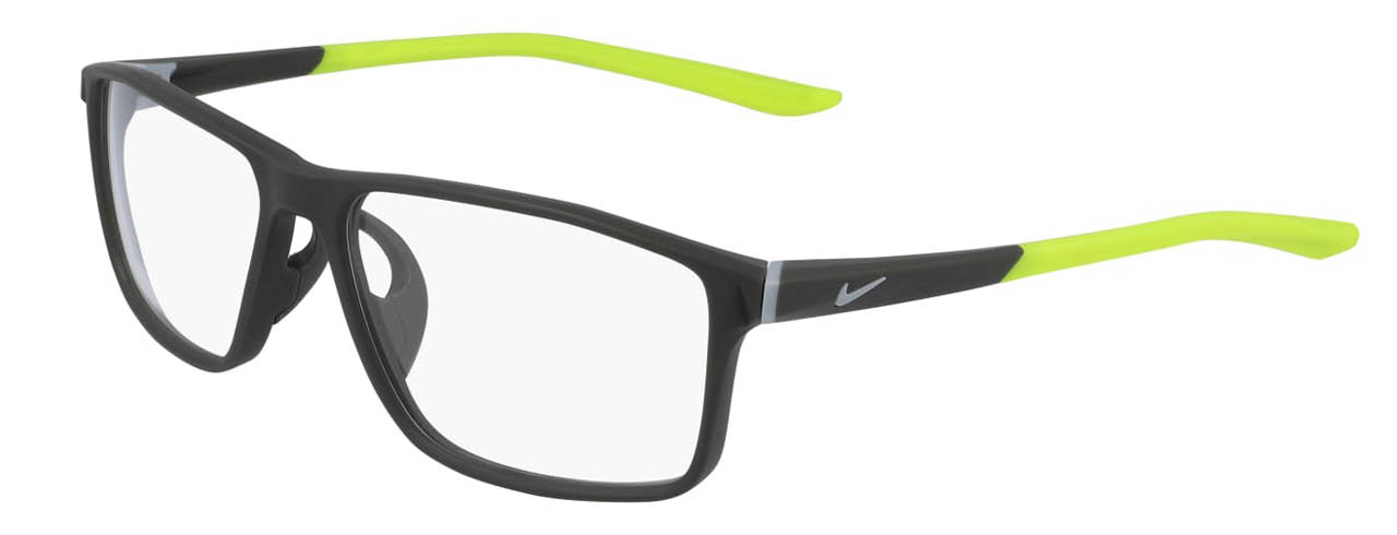 lead glasses nike 7082 03 sequoia volt left
