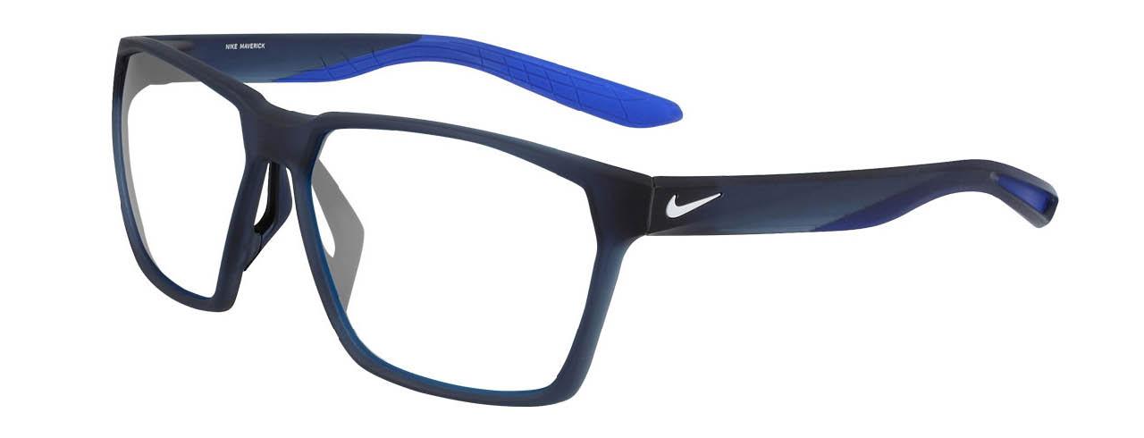 Radiation Glasses Nike Maverick Lead Glasses Navy
