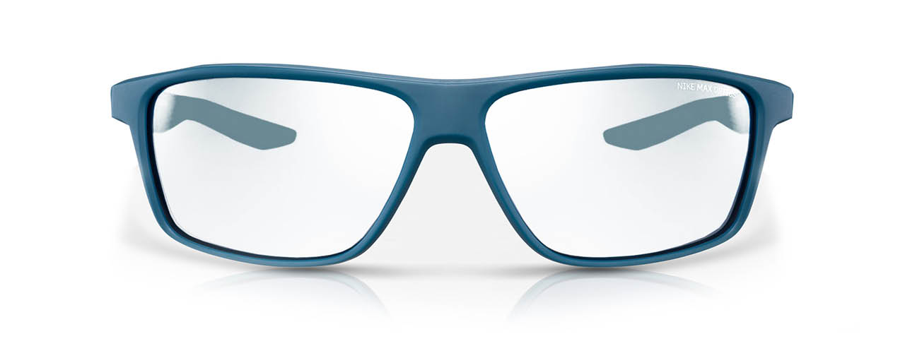 Lead Glasses Nike Premier 05 Matte Blue Front
