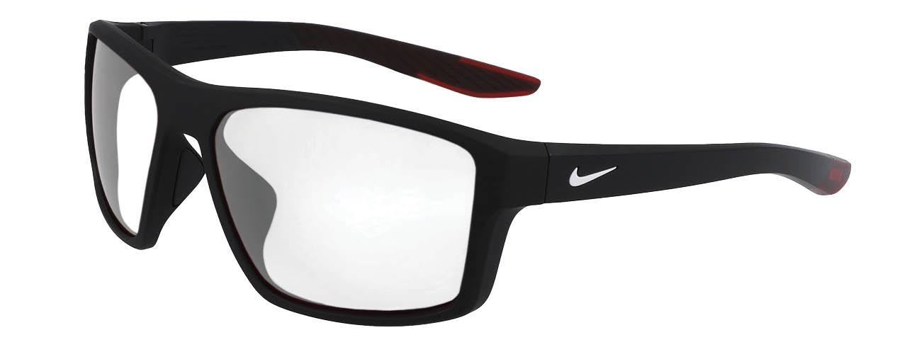 Radiation Glasses Brazen Fury Matte Black / White Red