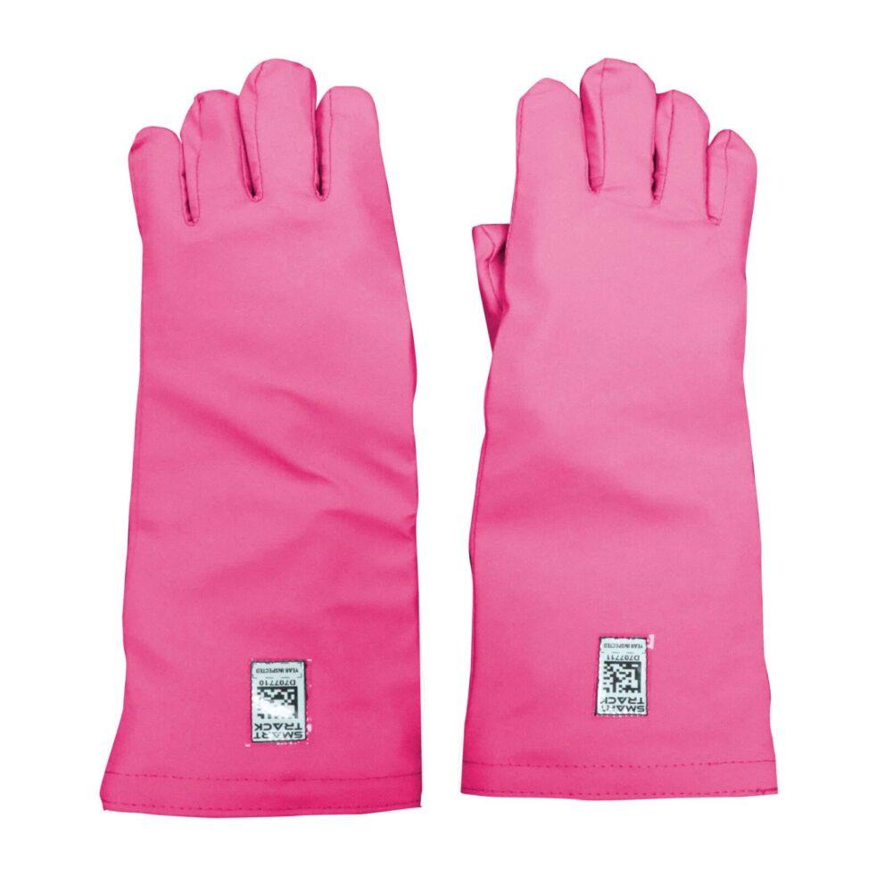 Gloves Pink Lead Gloves