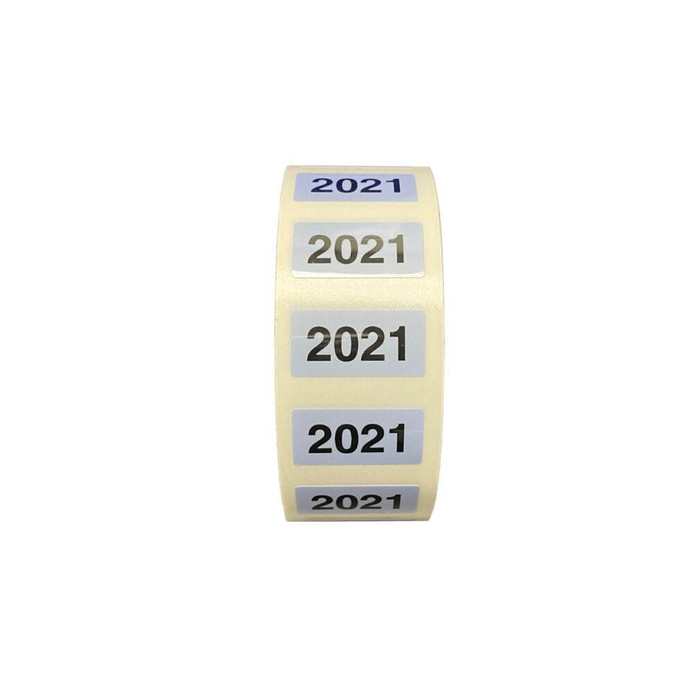 2021 Smart Track Annual Inspection Stickers