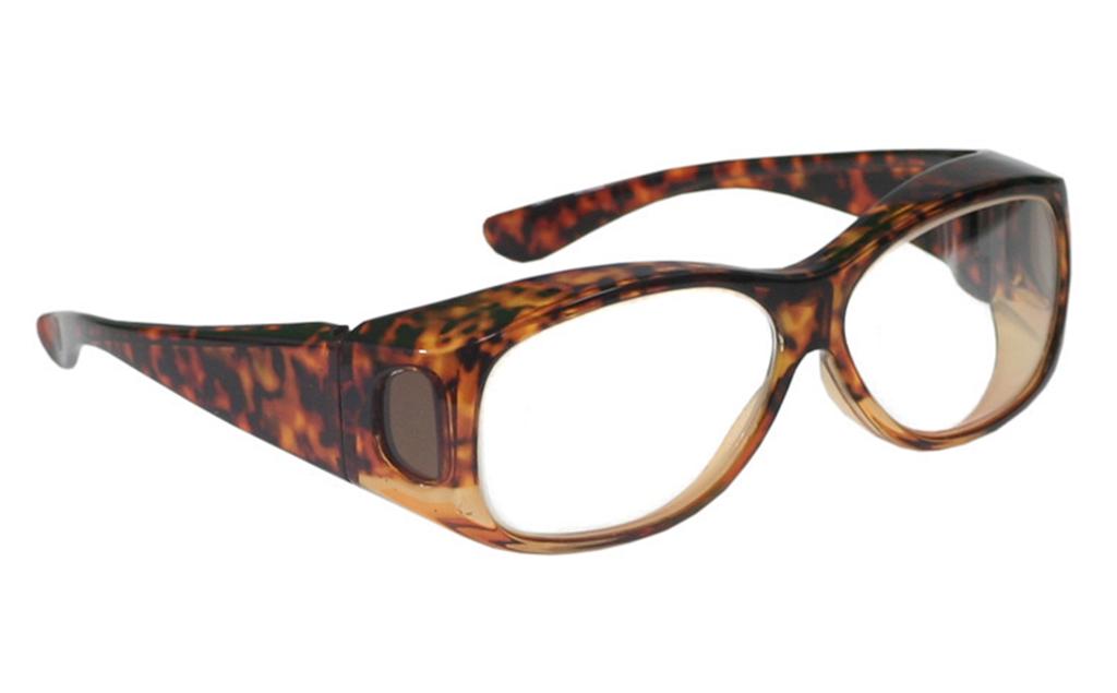 lead glasses fitovers ecofit infab tortoise 832001