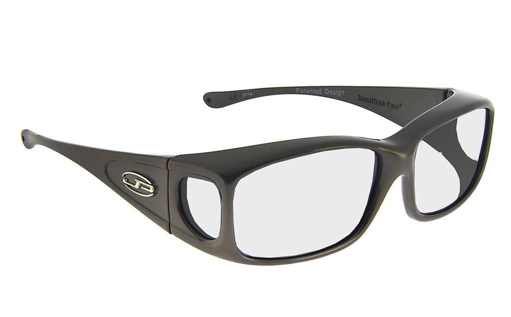 lead glasses fitovers razor gun metal 800240